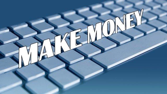 money, earn, dollar